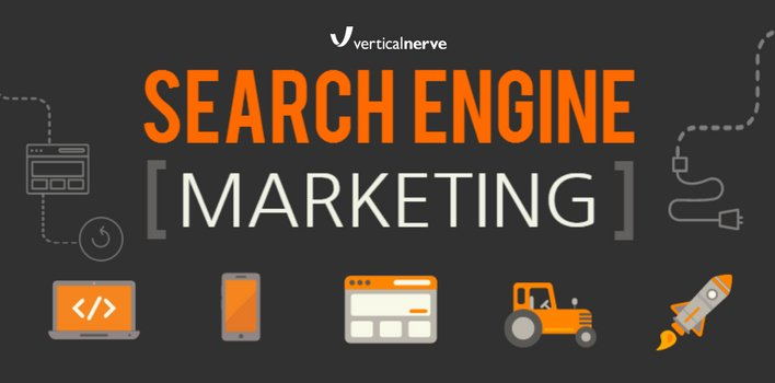The 4 A's of Search Engine Marketing Infographic