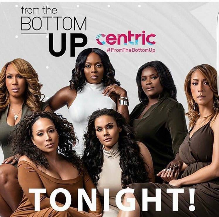 From The Bottom Up Season 2 Premieres TONIGHT on @CENTRICTV at 10P|9C. #FromTheBottomUp https://t.co/jD3UJx7Ttr