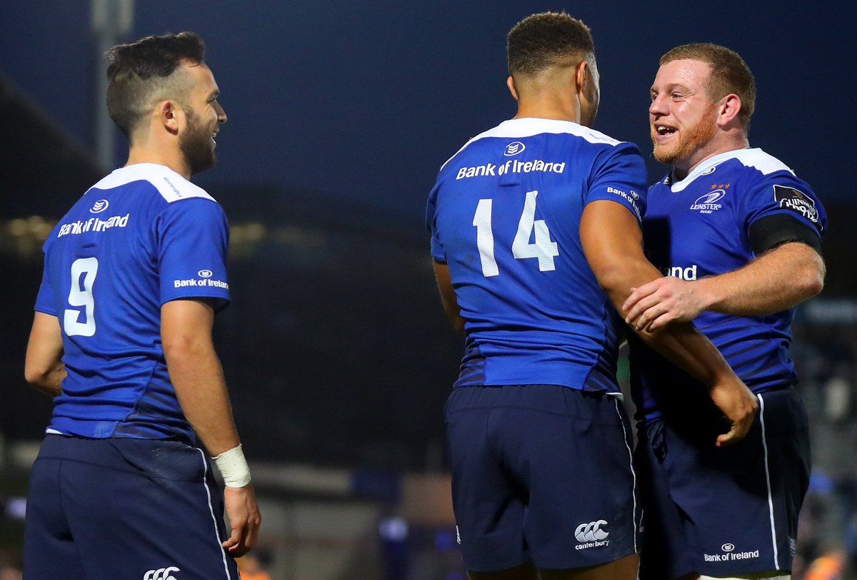 Congratulations @leinsterrugby. Amazing crowd, electric atmosphere #LEIvCON https://t.co/J7rNEO41wm