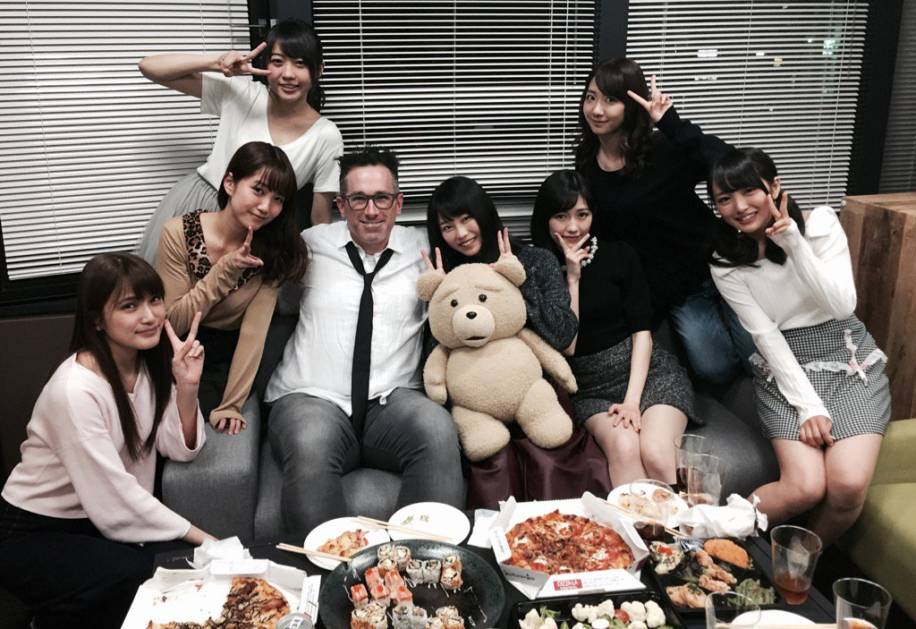 Missing my friends from #AKB48 @karaage_mayu https://t.co/gG0Wi0K5vT
