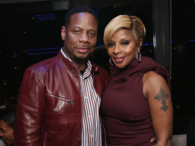 Image result for Mary J. Blige Ex-Husband Kendu Isaacs Demands $129,319 A Month in Spousal Support