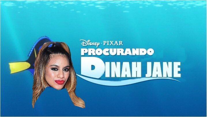 #DinahGotLostInParis: Dinah Got Lost In Paris