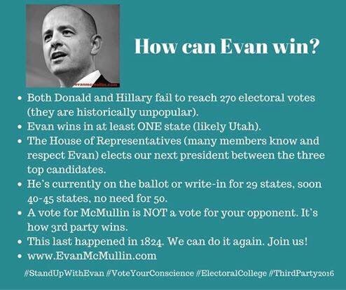 Vote for @Evan_McMullin and help end this election nightmare. https://t.co/z3jBTyX6bG
