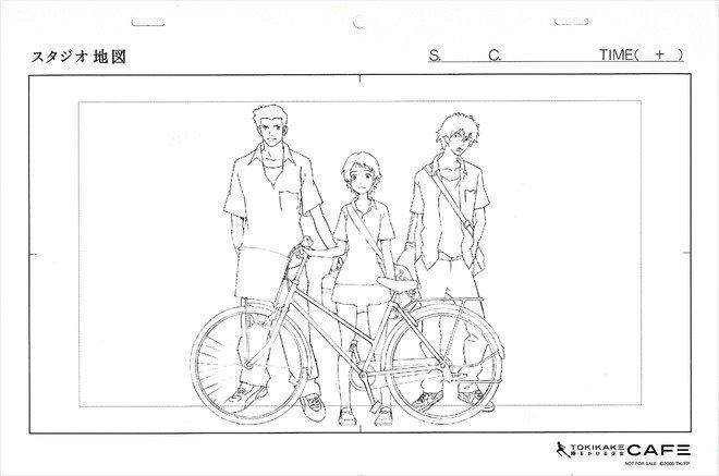 時かけカフェ名古屋、新情報です! スタジオ地図 公式ブログ : 時をかける少女カフェ@名古屋にて10月21日(金)よりハ