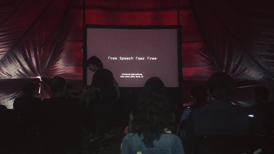 FreeSpeech FearFree