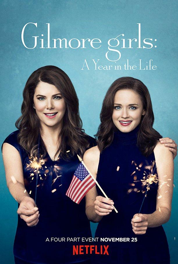 #GilmoreGirls: Gilmore Girls