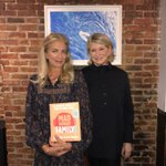 Lucinda Scala Quinn @MadhungryLSQ just celebrated her newest book with a celebration at @FortGansevoort https://t.co/0xzfembJuT