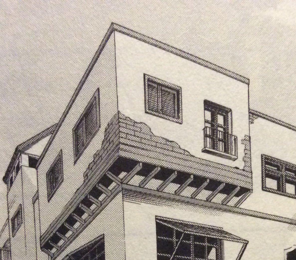 迅さんの部屋はよく見たら雨戸の窓があった雨戸のある窓は他にもあるが迅さんが帰宅した時開いているので、このいつも雨戸閉まっ