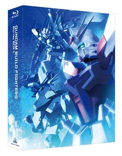価格17124円~ ガンダムビルドファイターズ Blu-ray Box 1 スタンダード版 期間限定生産 2015/03
