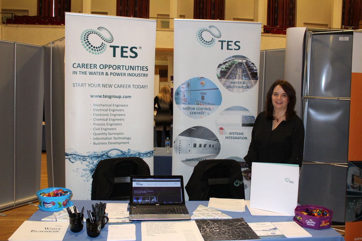 start your new career today at tes test twitter media we re all set for day 2 of queensubelfast recruitment