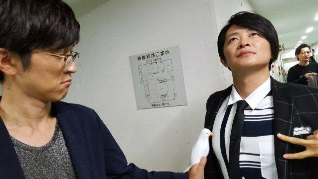 下野紘「ジョーカー・ゲームイベント&J-WAVE」