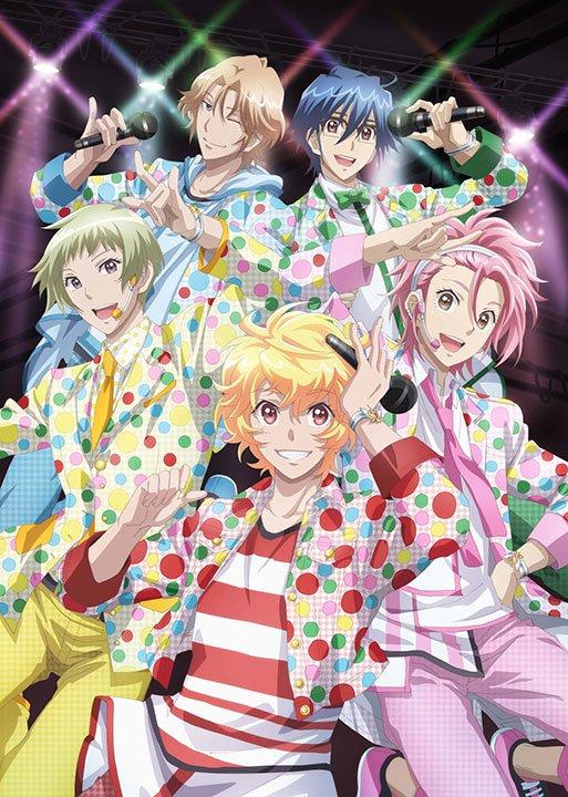 【ライブ】11月6日開催「美男高校地球防衛部LOVE!LOVE!LIVE!」メインビジュアル公開!! #boueibu