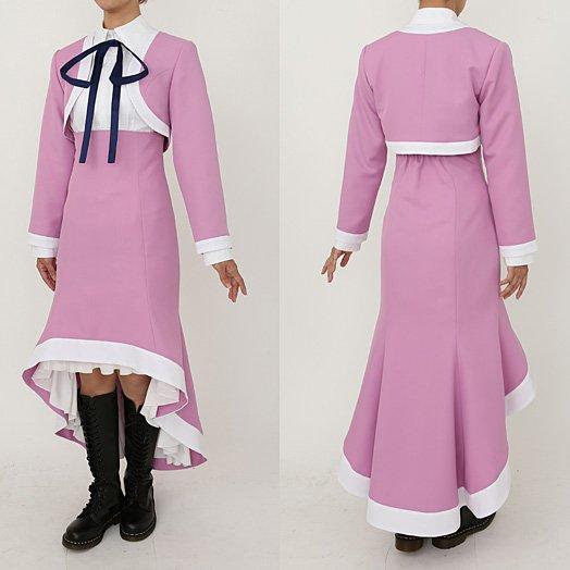 「あまんちゅ!」からぴかり、てこ達が通う夢ヶ丘高校の公式女子制服を絶賛予約受付中❗コスパ社が作る、細部までこだわったアイ
