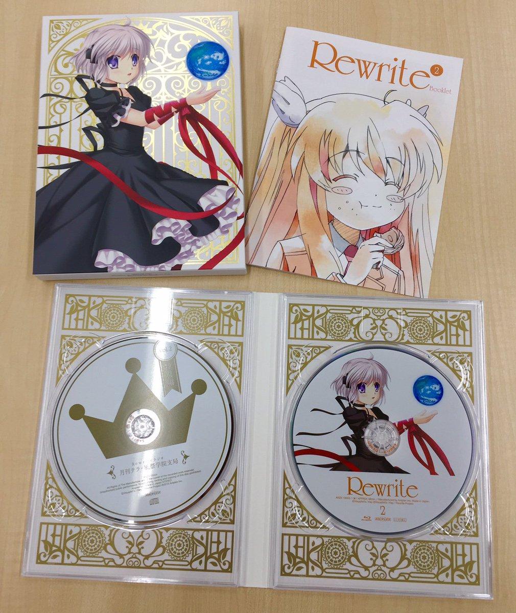 いよいよ来週10月26日(水)発売のBlu-ray&DVD第2巻のサンプルが到着!ゲストをお迎えした特別編のラジ