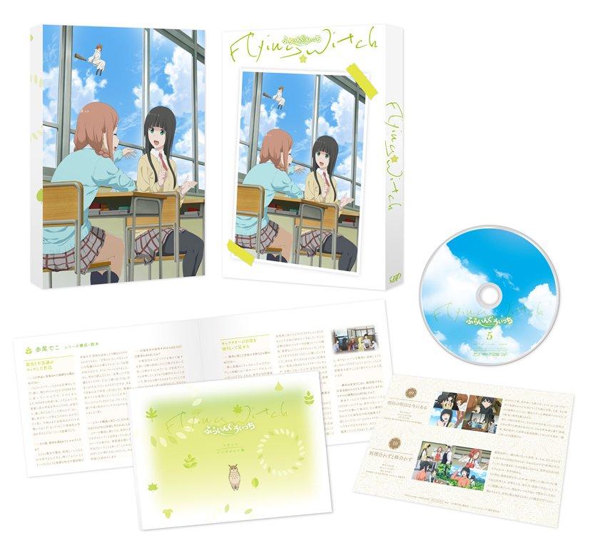 【BD】BD&DVDVol.5が本日発売です!第5巻にはインタビュー集が封入。桜美監督、シリーズ構成・赤尾さん、キャラク