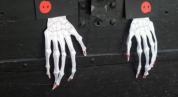 5 Manualidades de papel para adornar en Halloween