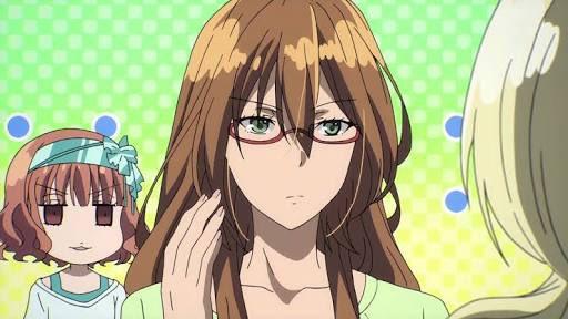 僕らはみんな河合荘よりまゆみさん眼鏡っ娘は…ry歳上のお姉さんってイイ…まあアニメしかみてないけどね正直言うと俺も男だ