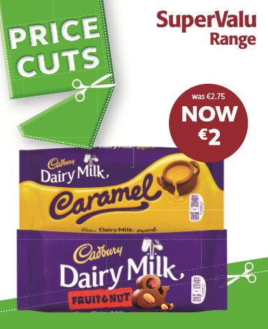 Price cuts on some of your favourite treats https://t.co/S85gsgenyR