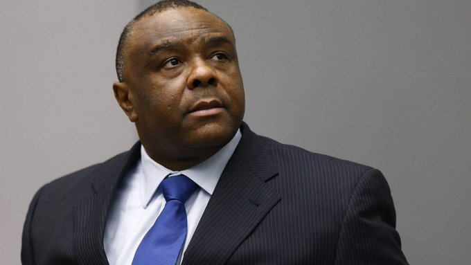 BBC Breaking News @BBCBreaking: Former DRC Vice-President Jean-Pierre Bemba found guilty by ICC of bribing witnesses https://t.co/4tWDXC2eMs https://t.co/5wazOaJxqy