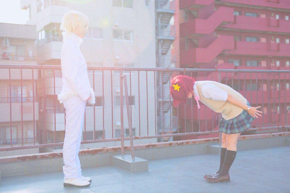 【宇宙パトロールルル子/AΩ・ノヴァ.ルル子】死ぬまで全力で生きる!「 キスして下さい! 」ノヴァ*ずんだ(@5_12z