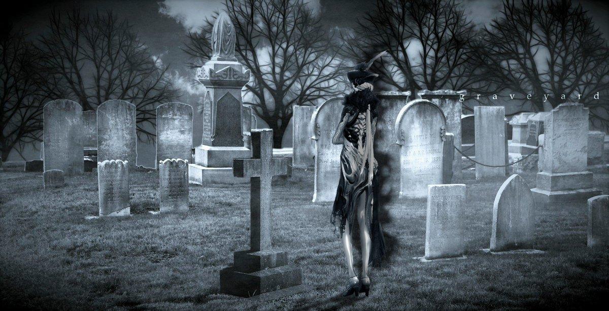 「かつて半生を共にした友よ。貴方は安からにありますよう」(※不死者の女性と夫のイメージ)#ブレイドアンドソウル