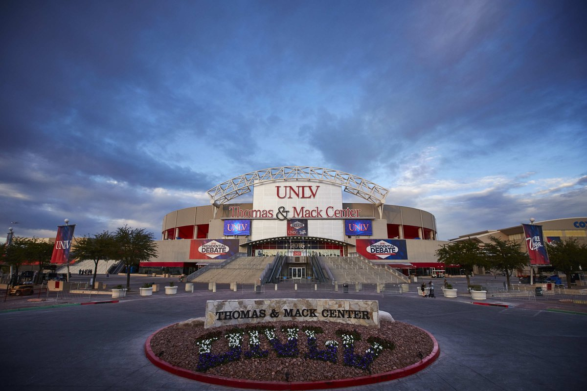 Today's the day! The final #Debates2016 tonight at @ThomasAndMack. #UNLVPresDebate https://t.co/MKPQWxBLAg