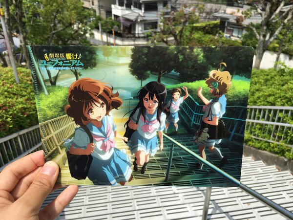京アニの超作画を信じろ #anime_eupho