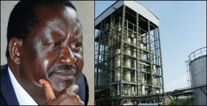 EACC detectives unearth fraud at Raila's company
