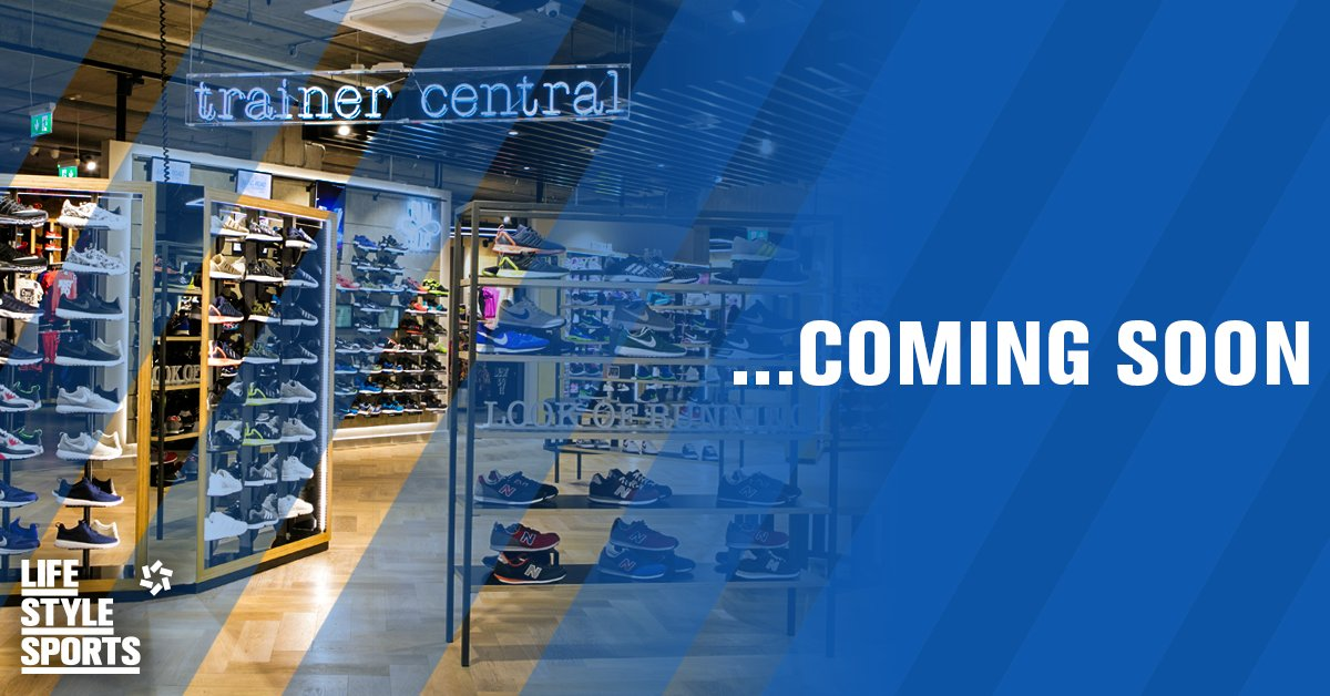 Your life, your style, your sport… coming soon, a brand new state of the art store. Can you guess where? https://t.co/bQSrIn35Xs