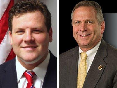 Advantage, incumbents, for raising money to run for Congress around St. Louis