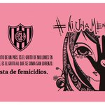 Image of niunamenos from Twitter