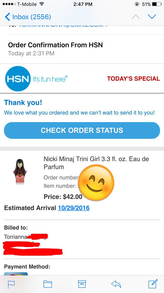 RT @TorriMinaj: Order mines. ???? will be here next week. #TriniGirl ???? @NICKIMINAJ https://t.co/bc5DX38UhY