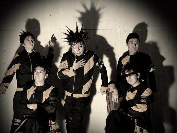 有頂天、後期オリジナルメンバーが集結して26年ぶりのフルアルバムはコンセプチュアルな2枚組!  #有頂天 #ROCK_L