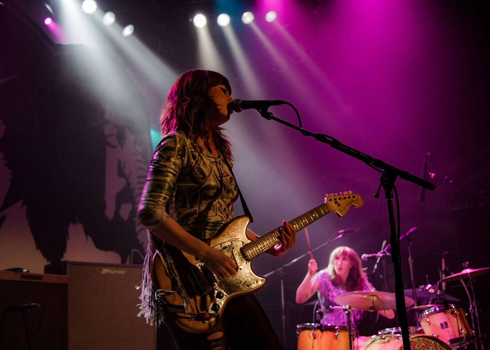 Black Rebel Motorcycle Club, DFA 1979 & Deap Vally on tour now (check out pics from Chicago) https://t.co/LQFPPSc1a9 https://t.co/fpcghI5InX