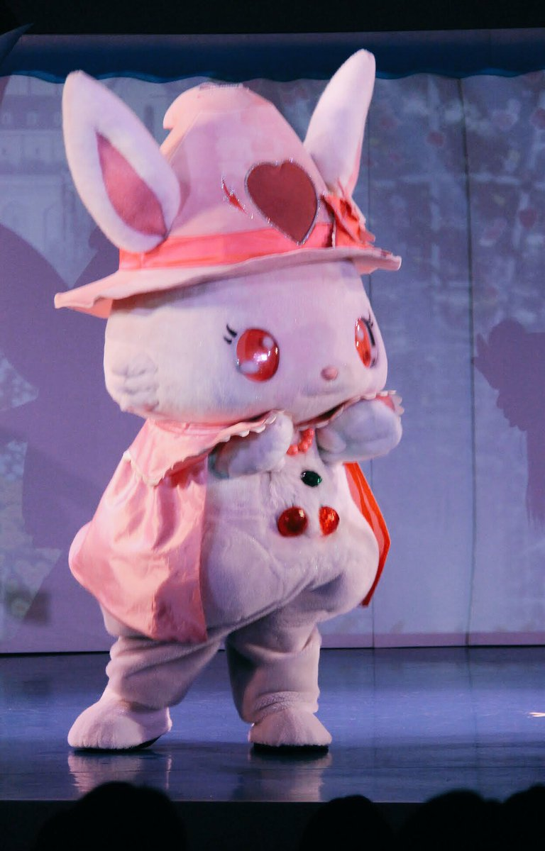 1.ジュエルペットの残念ウサギのルビー#1ふぁぼごとに好きなキャラを晒すからどんどん来いよ