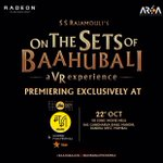 Also @Mumbaifilmfest  we are releasing a making video in #VR . #BaahubaliVR  @GFXChipTweeter https://t.co/OHmXfoh3HS