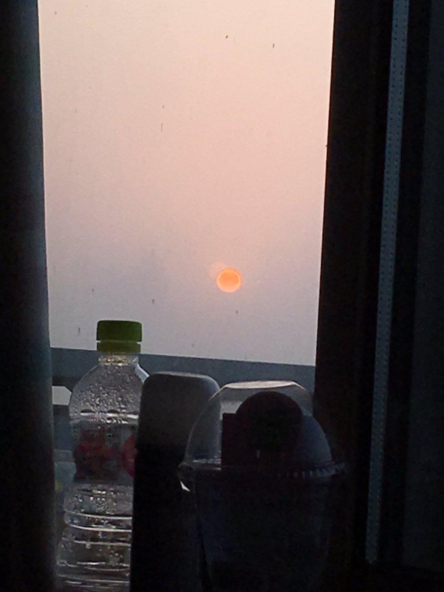 テストから、解放されたからTSUTAYAで「乱歩奇譚」借りてこよう!…今日の朝はとても綺麗でした✨