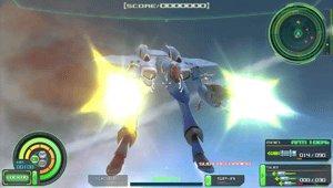 PS Vita用フライトアクションシューティング「マクロスΔスクランブル」発売 アニメ「マクロスΔ」後半の要素が入ったD