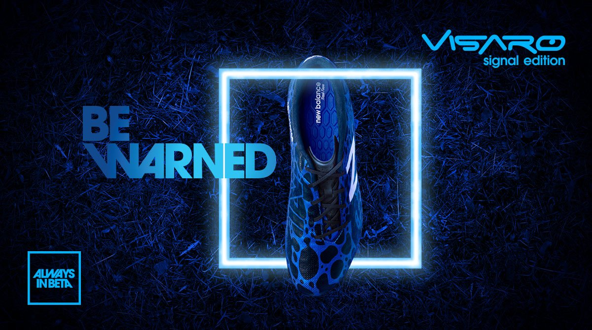 Threaten their midfield. Unleash attack after attack with the new #Visaro Signal Edition. https://t.co/qP52Qm31fe https://t.co/tma5l9EXIW