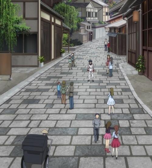 京アニの超作画が話題になっていますがここでインフィニット・ストラトスの超作画背景とクソみたいな人物作画を見てみましょう