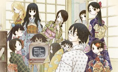 【ニコ生】アニメ「さよなら絶望先生 1~3期」の一挙放送きたあああああああ