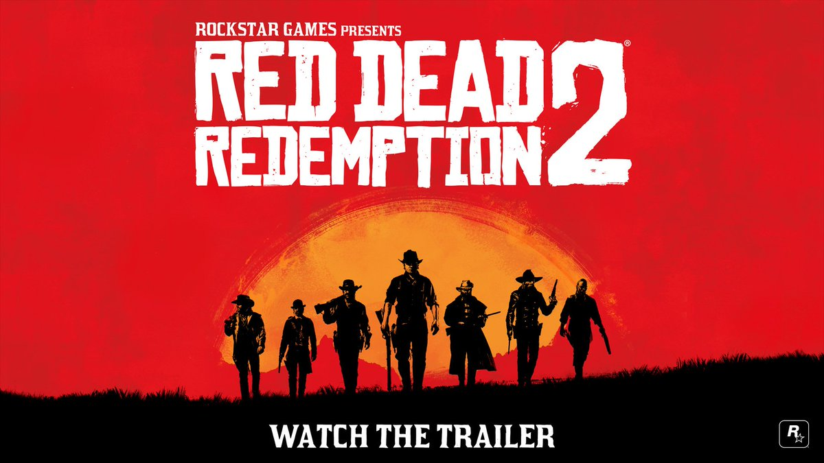 Watch the Trailer for Red Dead Redemption 2, coming Fall 2017 on PlayStation 4 and Xbox One systems. #RDR2 https://t.co/ghKbEIJSqa