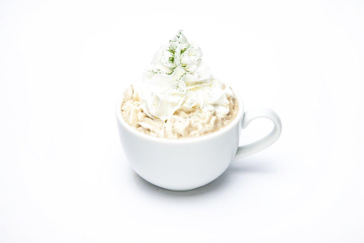 D.Gray-man HALLOWEEN CAFEで提供しているドリンクをご紹介「リナリーのウインナーコーヒー」リナリー