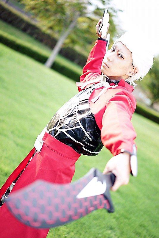 【Fate/stay night/アーチャー】クロムさんからプーチャーというお言葉をもらいました!凛:うさ@_usagi