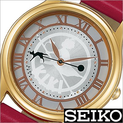 SEIKO【セイコー】【正規品】魔女の宅急便【クオーツ】【アナログ表示】【ジブリ】【ジジ】【キキ】レディース・キッズ腕時