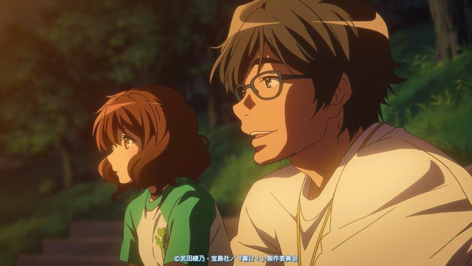 このあと25:30からはKBS京都にて、第三回「なやめるノクターン」が放送です!ぜひご覧ください! #anime_eup