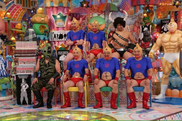 来週10月27日の『アメトーーク!』は「今もアツイぞ!!キン肉マン芸人」です。是非ご視聴くださいませ。#キン肉マン