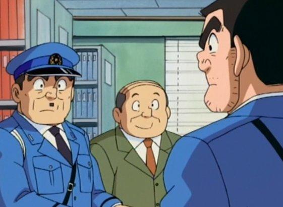こち亀、アニメ第223話~第233話をGYAOで無料動画配信
