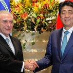 Japan PM Eyes Big Investment Opportunity in Brazil |  | Brazil News