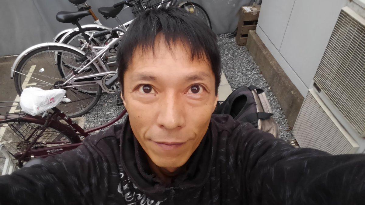 東京では『牙狼〈GARO 〉 HDリマスター』放送日ですね。今日も自転車で撮影所に来ました。僕らしく仲間達と楽しく頑張り